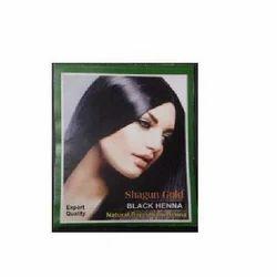 Shagun Gold Black Henna Hair Dye Powder