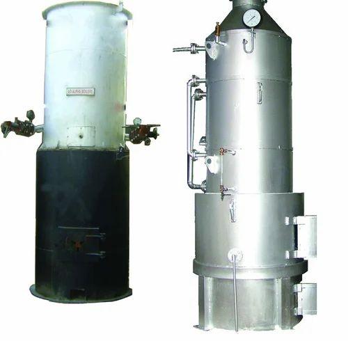 Non - IBR Steam Boiler - Wood Fired Non IBR Steam Boiler Exporter ...