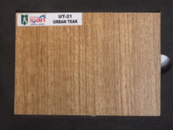 Laminated MDF Teakwood