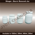 Burni Round Jar
