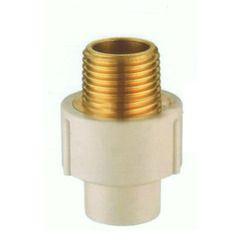 CPVC Brass Male Adapter