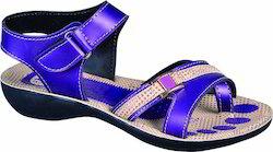 ladies pu sandal