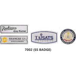Steel Badges