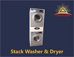 Commercial Washer and Dryer