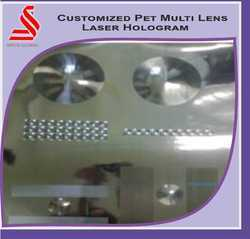 Customized Pet Multi Laser Holograms