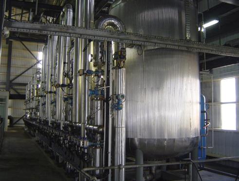 Evaporators (Semi Kestner)
