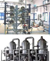 Zero Waste Water Discharge Plant