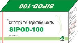 Cefpodoxime Proxetil 100mg Tab