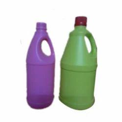 Side Handle Plastic Aloe Vera Juice Bottles