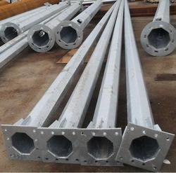 Lighting Poles Hot Dip Galvanized Octagonal Pole