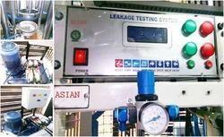 Flange Leak Test Machine
