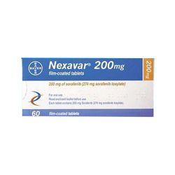 sorafenib 200 mg exporter nexavar Bayer nexavar sorafenib 200 mg tablets brand name : nexavar  xbira 250mg – abiraterone acetate supplier and exporter in india 9 jul 2018.