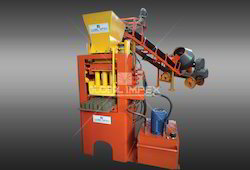 600 SHD Hydraulic Concrete Block Machine