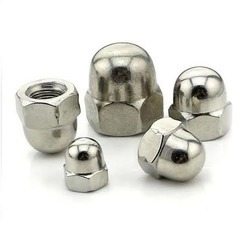 Stainless Steel Dome Cap Nut