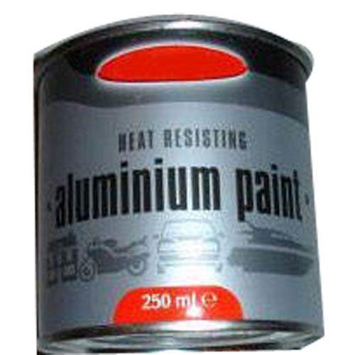 Heat Resistant Aluminium Paint 600 Deg Heat Resistant