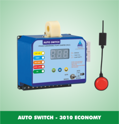 Three Phase Automatic Water Pump Controller