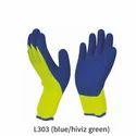 Hi-Viz Grip Crinkled Latex Coating (Hi-Viz grip)