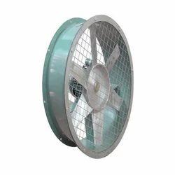 Tubeaxial Flow Fan