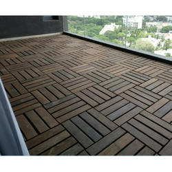 IPE Outdoor Deck Tile