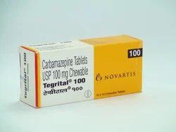 Tegrital (Chewable Tablet.) - 100 mg
