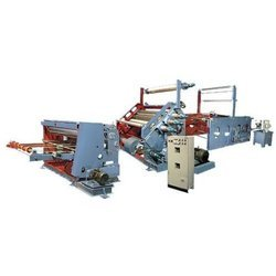 Oblique High Speed Single Face Paper Corrugation Machine