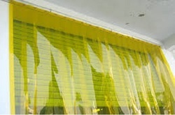 Flexible Transparent PVC Strip