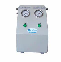 Semi-Automatic Manifold System