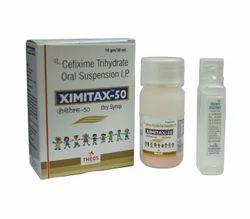 Ximitax-50 Dry Syrup