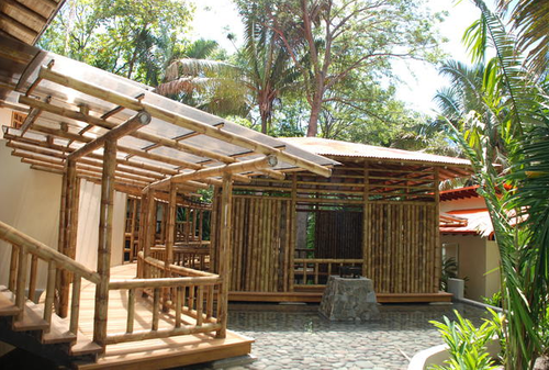 Bamboo Cottages Bamboo House Cottage Manufacturer From