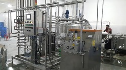 PLC operated Mix Plant