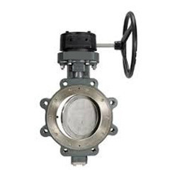 Cast Carbon Steel Butterfly Valve