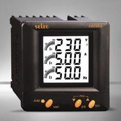 Digital Voltage Frequency Meter