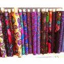 Pure Silk Printed Fabric