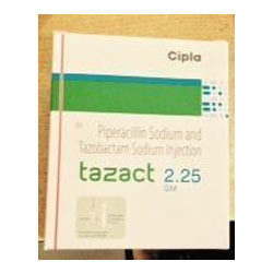 tazact 2 25 gm injection