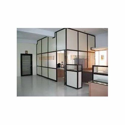 Aluminium Office Cabins : Aluminium section office cabins cabin