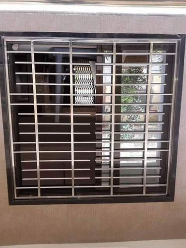 Stainless steel grills butterfly railing
