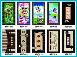 Micro Coated Doors