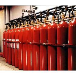 Fire Protection Equipment for Offices and Hotels