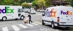 Fedex USA International Courier Service