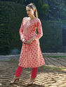Embroidered Womens Kurti Tops