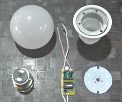 Philips Type 9 Watt LED Raw Material
