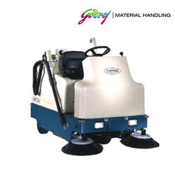 Small Size Rider Sweepers Machine