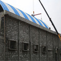 Industrial Trussless Roofs