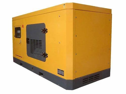 Silent Industrial Diesel Generator