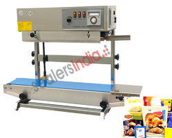 Vertical Band Sealer - Pouch Sealing Machine