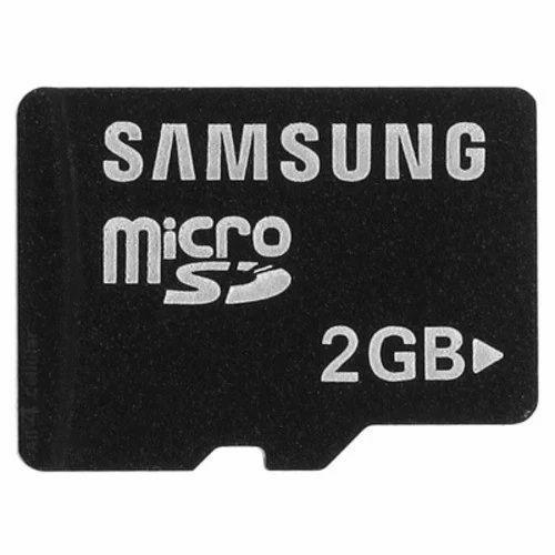 2 GB Samsung Memory Card
