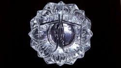 Natural Crystal Laxmi Paduka