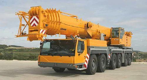 250 Tons Telescopic Crane Rental Services