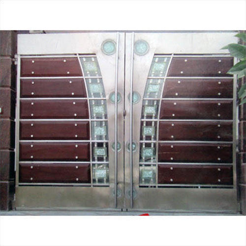 100 Fence Design Wind Load Stainless Steel Motorized Main G Contoh Gambar Pagar Minimalis