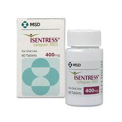 Isentress (Raltegravir) Tablets 400 mg